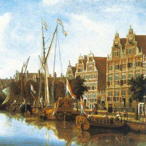 Frans Banninck Cocq House Dolphijn