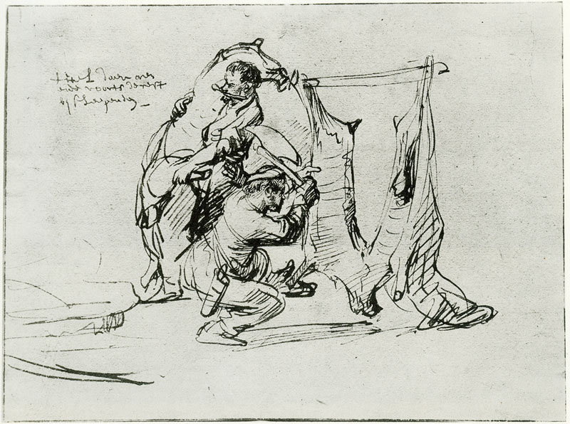 1635-rembrandt-two-butchers-at-work