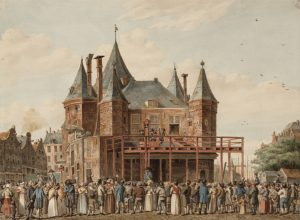 The waag guillotine